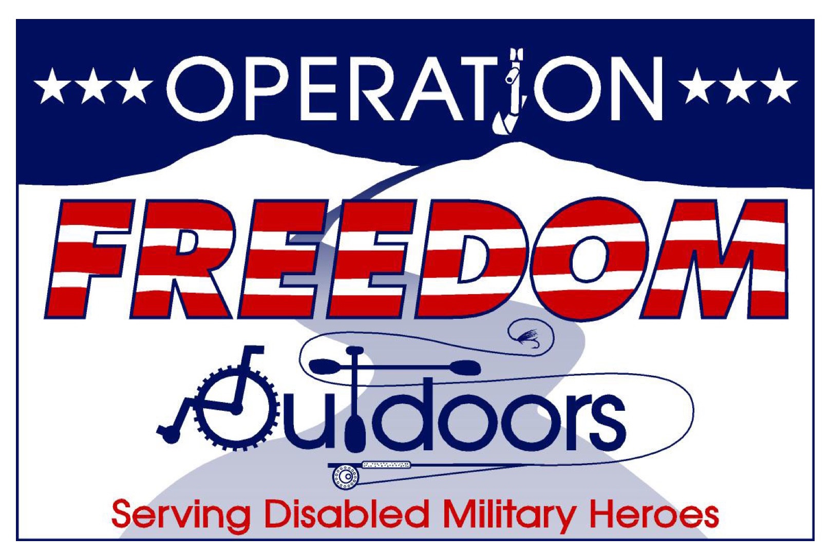 Operation Freedom Outdoors - Adaptive Snow Sports