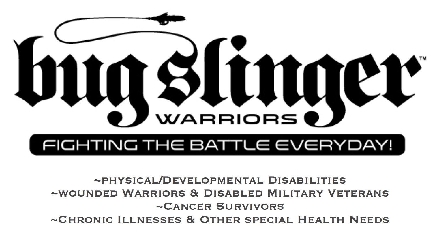Bug Slinger Warriors logo