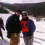 Blind Skier 2