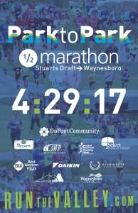 Park to Park 1/2 Marathon