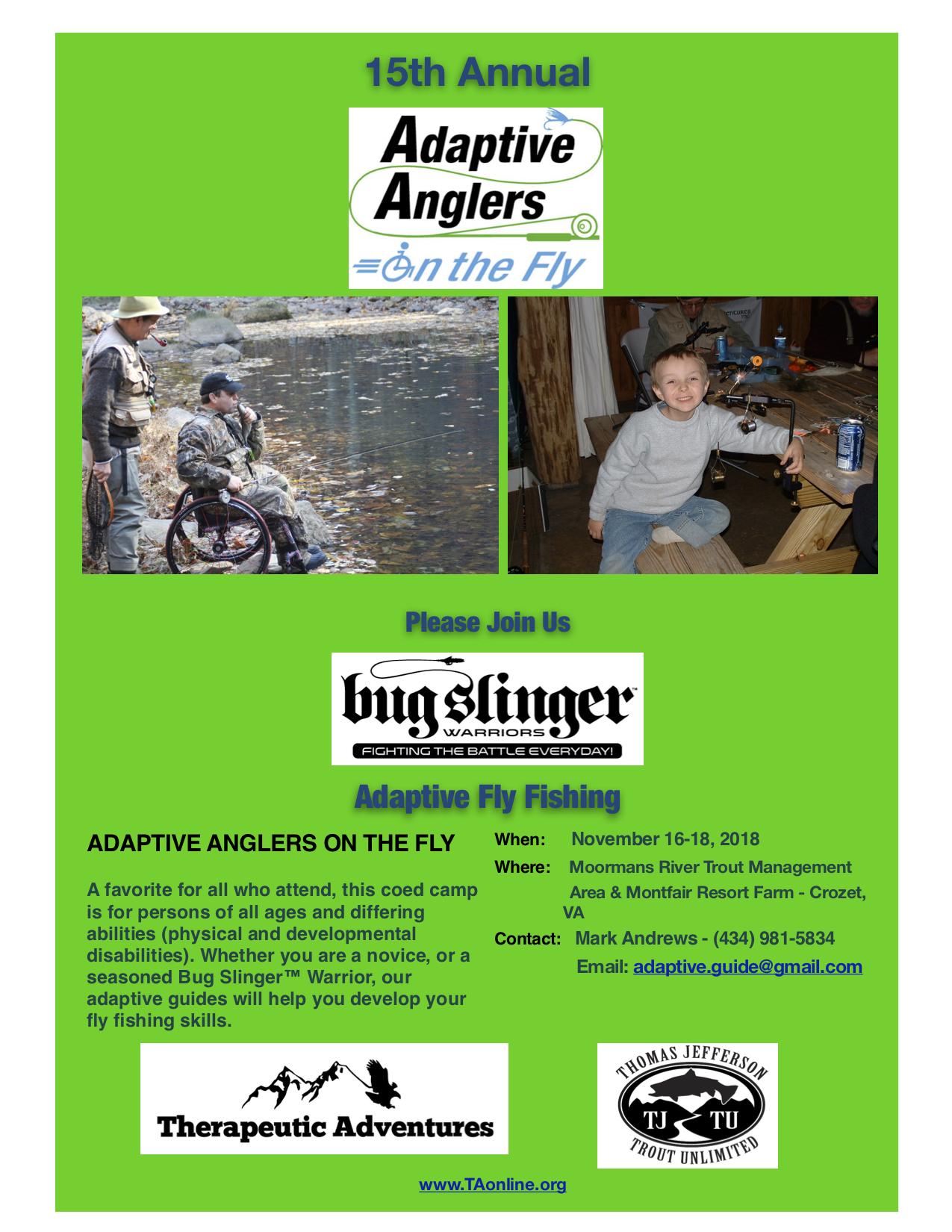 Adaptive Anglers 2018