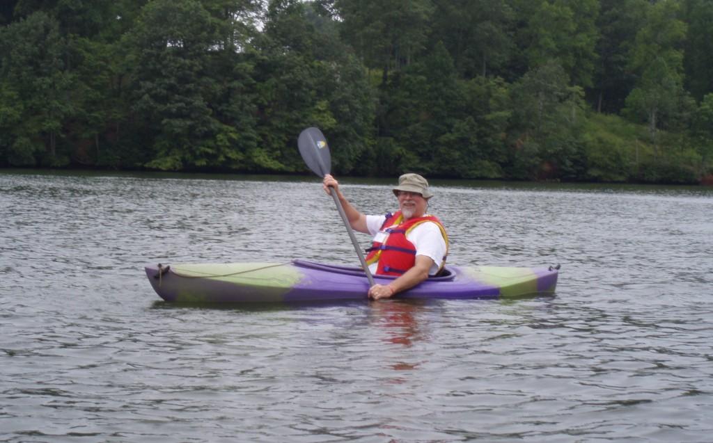 Kayaking - Circle of Courage
