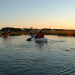 Assateague Sunrise Adaptive Kayaking