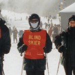 Blind Skier w Guides