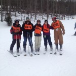 Blind Skiers_Group