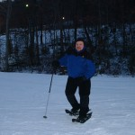Ken Snow Shoeing 2