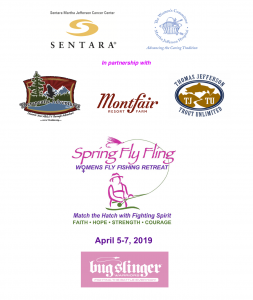 Women's Fly Fishing Retreat 2019