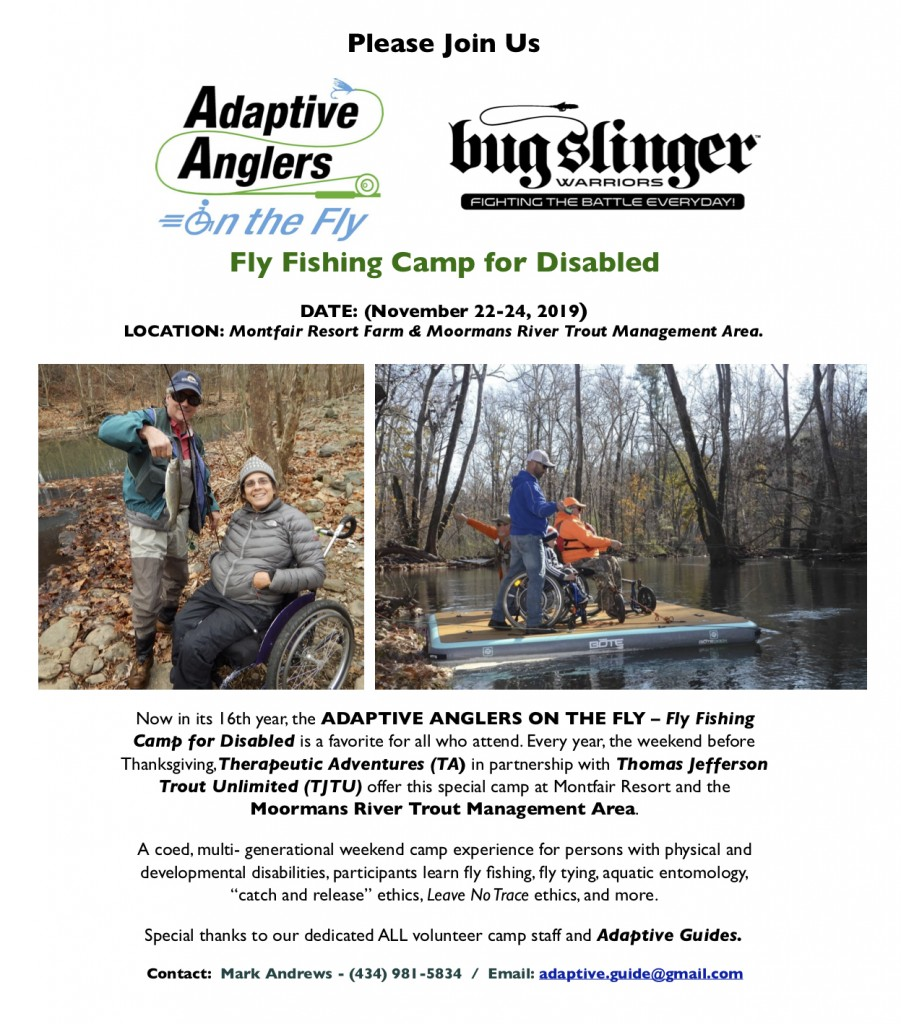 This is How we Roll - Adaptive Anglers 2019