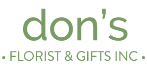 Don's Florist & Gifts_Logo