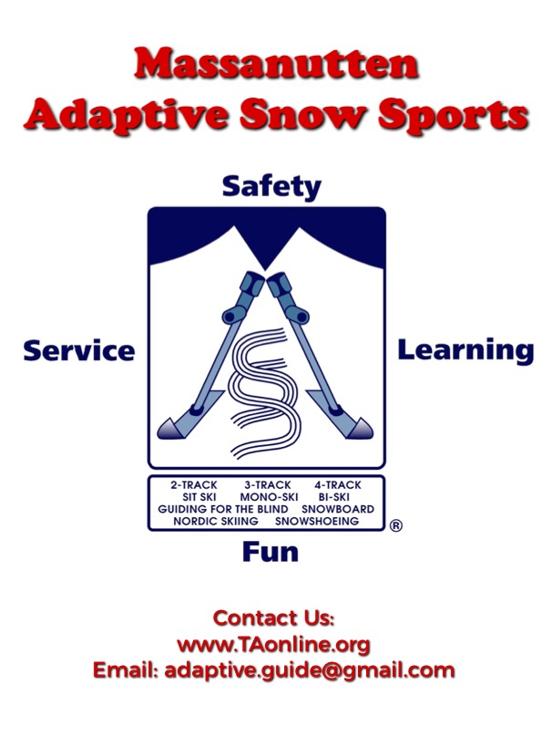 MASSANUTTEN Adaptive Snow Sports Logo