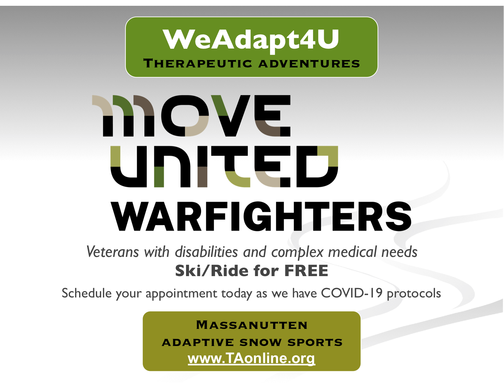 Move United Warfighters